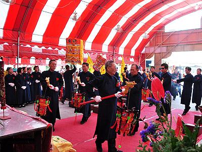 媽祖來台350週年文化祭 安平開臺天后宮神尊大會香
